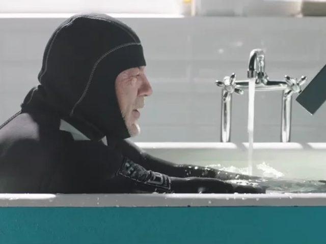 Santander Nie lejemy wody